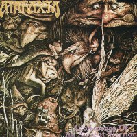 "ATARAXIA ""ADOLESCENCE OF AN ANCIENT WARRIOR"" (CD)"