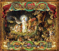 "V/A ""DECAMERON. TEN DAYS IN 100 NOVELLAS. PART THREE"" (4CD)"
